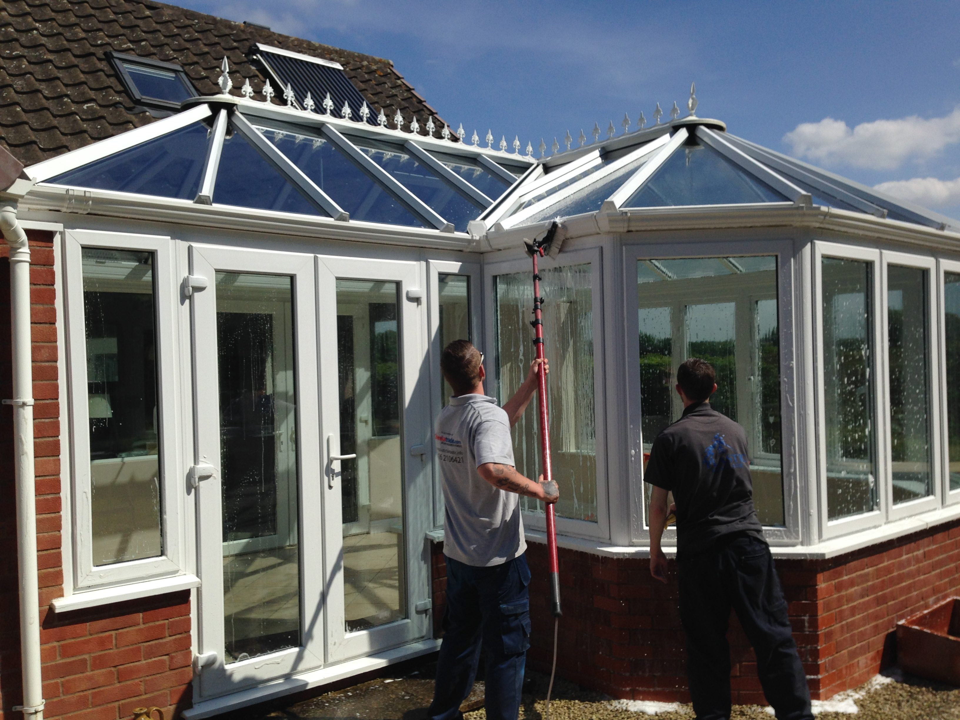 Conservatory Cleaning In Coventry Conservatory Valet