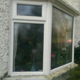 Window Frames Before